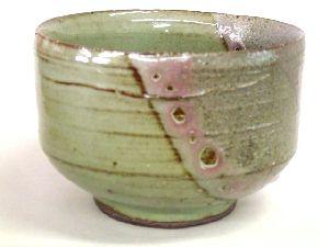 青磁釉 茶碗 還元焼成.jpg